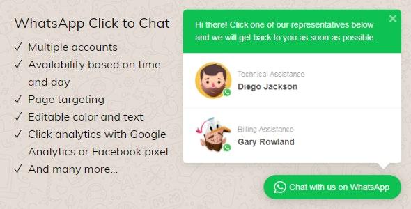 WordPress WhatsApp ve Telefon Eklentisi