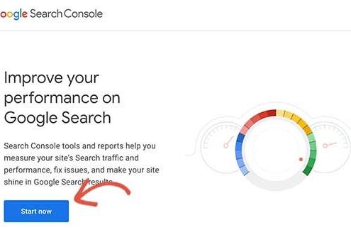 Siteyi Google Search Console'a Eklemek