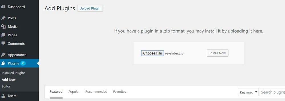 WordPress Slider Kurulum ve Profesyonel Görünüm