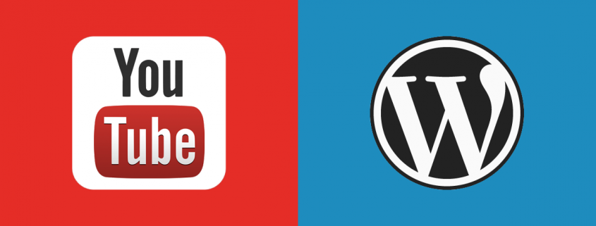 wordpress youtube
