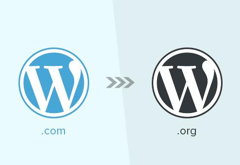 Siteyi WordPress.com'dan WordPress.org'a Taşımak