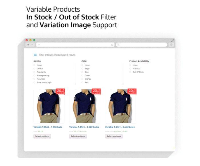 WooCommerce Ürün Filtreleme Eklentisi Ücretli (En İyi ve Hızlı)