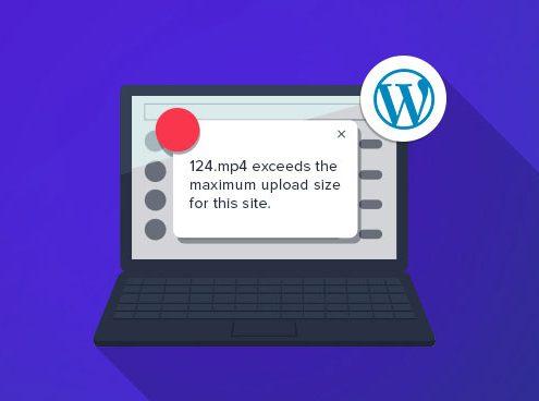 WordPress Bu Site İçin Tanımlı En Fazla Dosya Boyutunu Geçiyor Çözümü