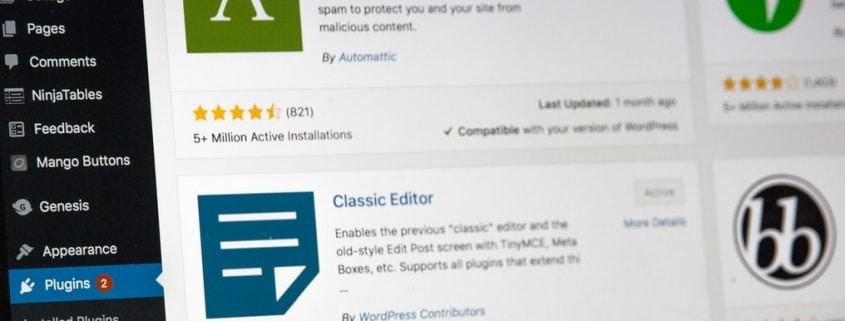 En iyi Wordpress Eklentileri Nelerdir?